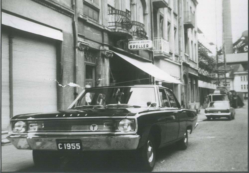 Interoute 1963 Taxi